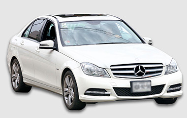 Mercedes Benz Transfers in Cape Town