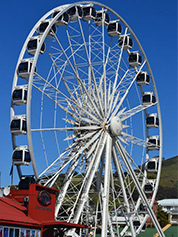 Big Wheel Tour in Cape Town