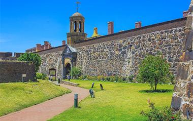 Cape Town Castle Tour
