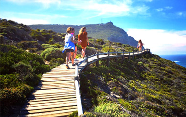 English Speaking Tour Guide Cape Town